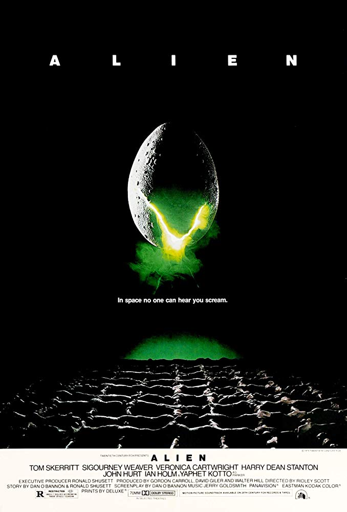Alien 1979 English Movie Bluray 720p With Bangla Subtitle