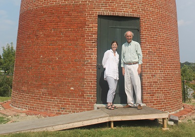 BAC Partners Up to Lead Documentation of 1822 Powder House