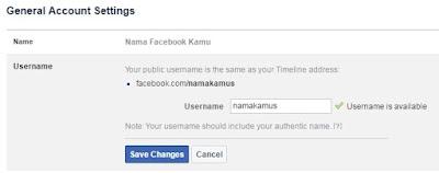 username fb