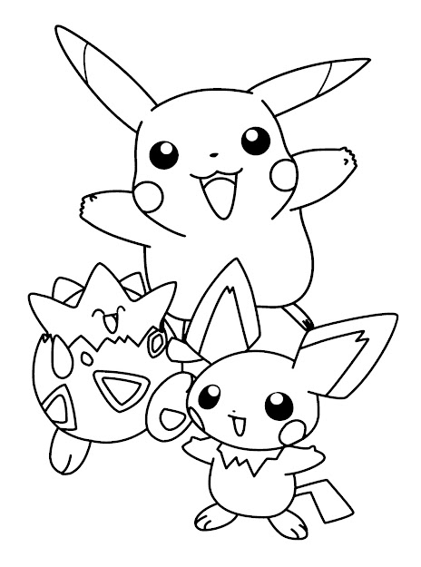 Pokemon Coloring Pages Free Download Httpprocoloringpokemoncoloring