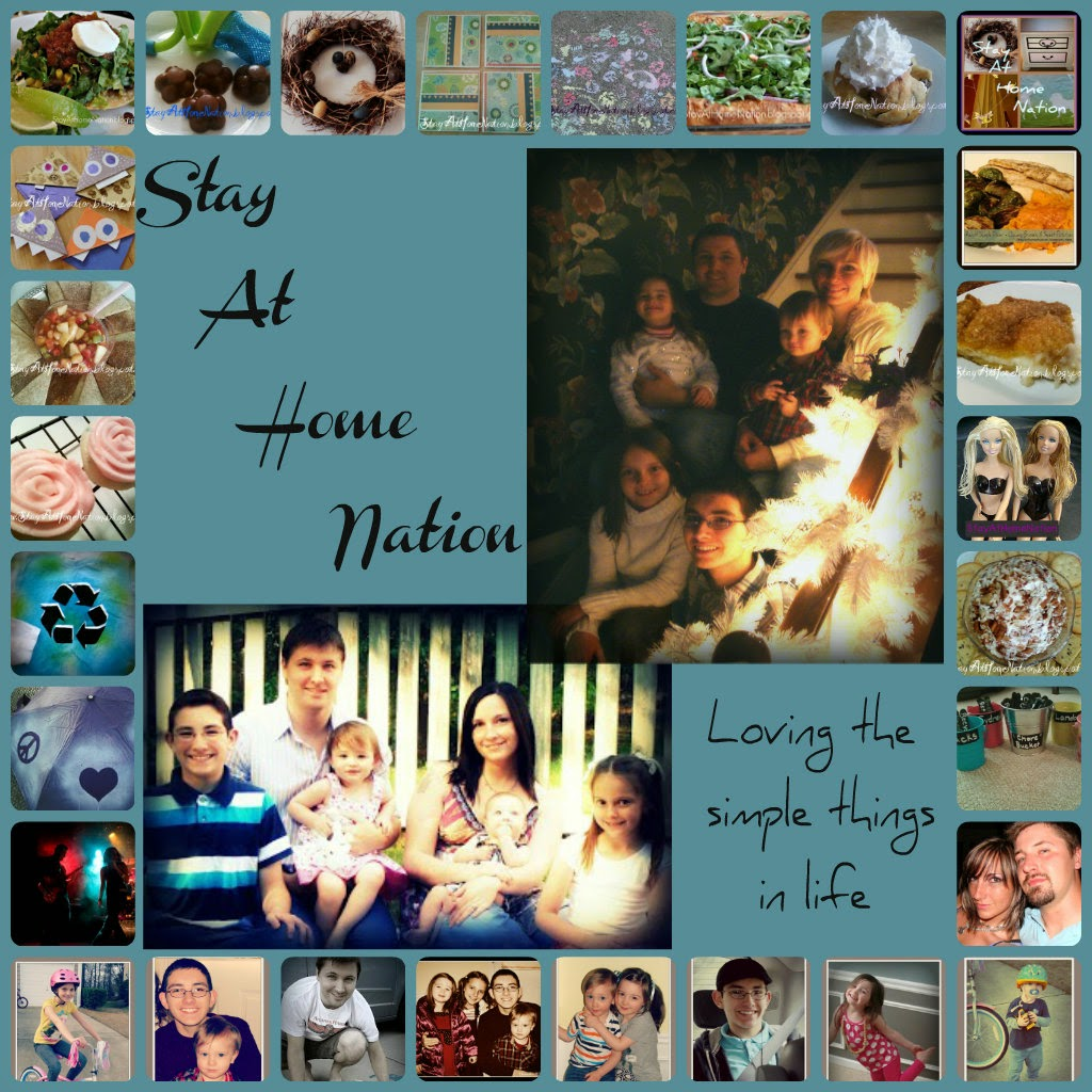 Stay At Home Nation...
