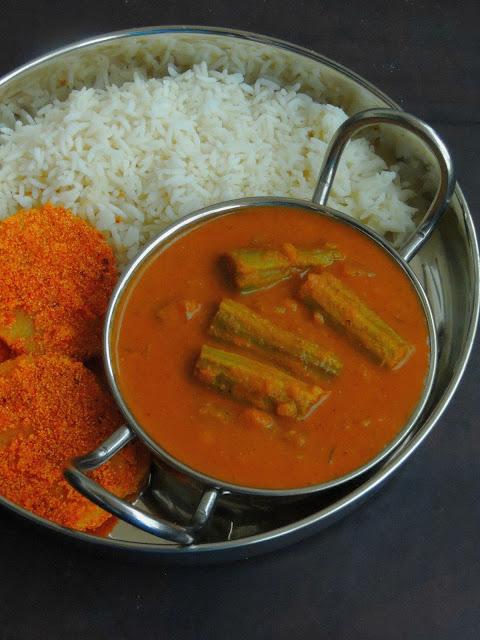 Goan Drumstick Curry, Sangacho Ross