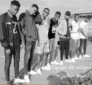 Gadem Music - Carrera (Rap) 2019 [Download]