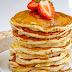 Blynai su braškėmis / Strawberry Pancakes