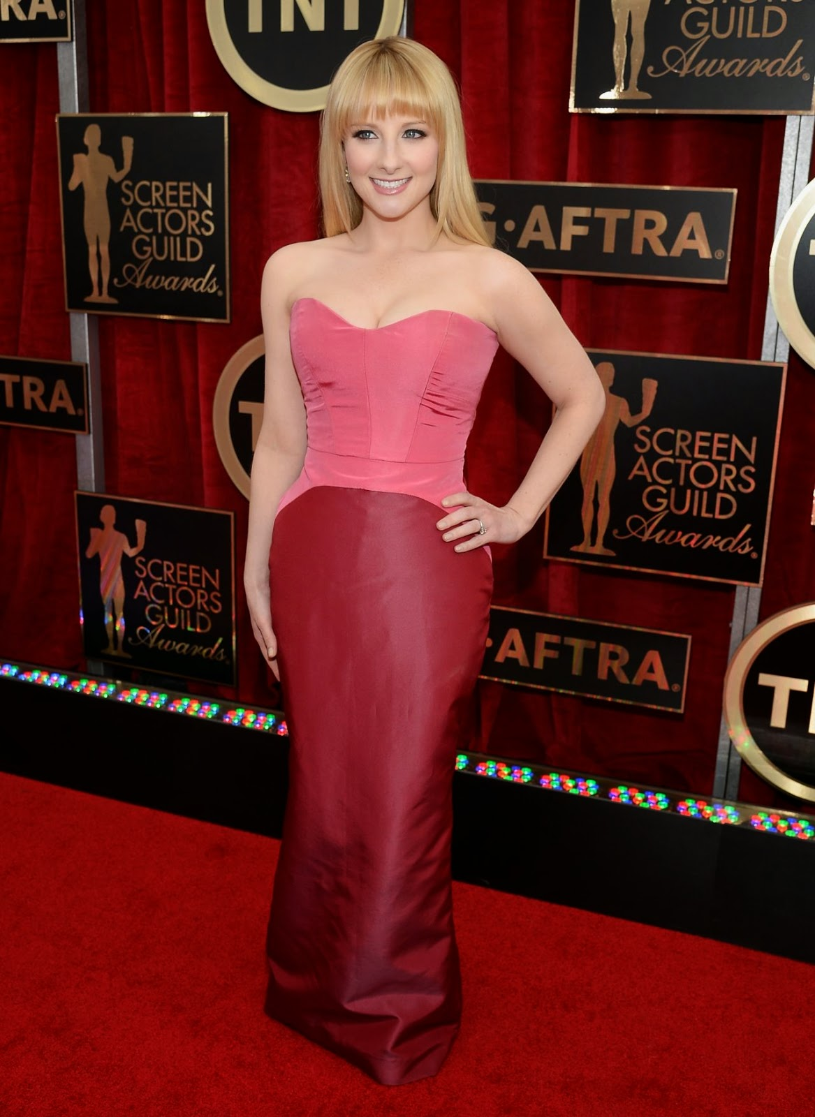 Celebs Galaxy: MELISSA RAUCH at The Bronze Premiere at