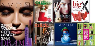 Avon Campaign 21 Catalogs
