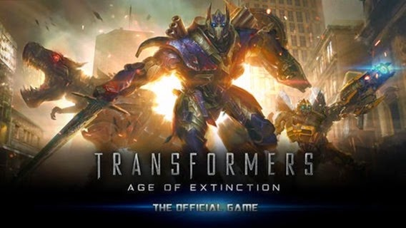 Transformers: Age of Extinction game released for iOS and Android