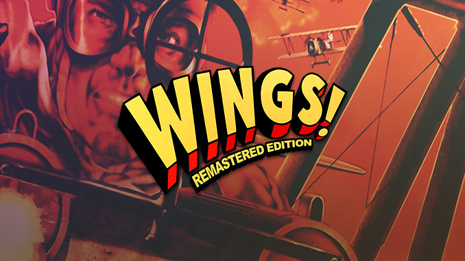 Wings! Remastered Edition  Image