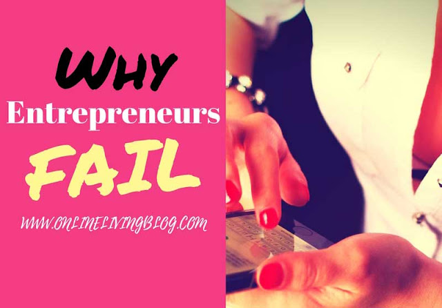 What is The Main Reason That Entrepreneurships Fail