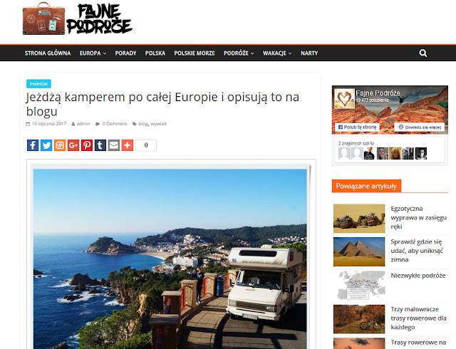 http://fajnepodroze.pl/kamperem-po-europie/