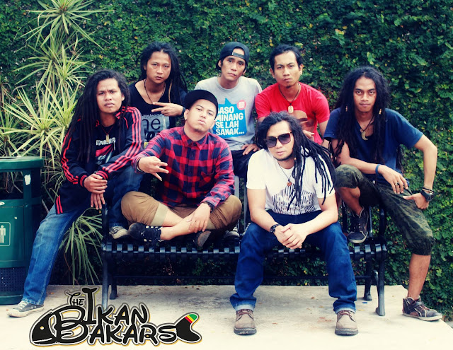 The Ikan Bakars ft Tege Jam di Single LA Meet The Labels