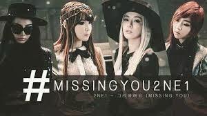 "Lirik dan Terjemahan 2NE1 ""Missing You"" [Hangeul] [Romanized]"