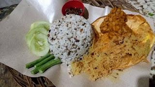 Resep Masakan Nasi Tutug Oncom atau Nasi TO khas Tasikmalaya