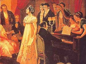 Mi sala amarilla d a del himno nacional argentino for Casa amarilla musica