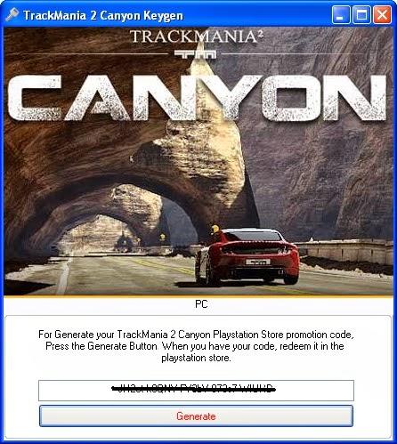 JEUX TRACKMANIA 2 CANYON GRATUIT GRATUIT