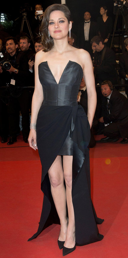 Cannes Fashion Carpet.... Charlize Theron