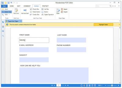 تحميل برنامج Wondershare PDF Converter 2016 للكمبيوتر مجانا