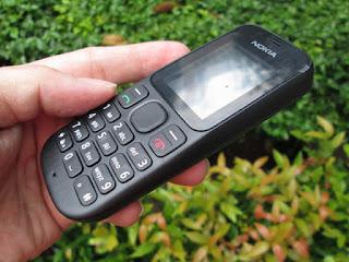 Hape Jadul Nokia 100 Seken dan Normal