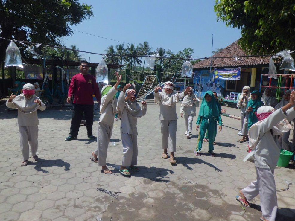 Blog SD Muhammadiyah Mantaran LOMBA HUT RI Ke 68