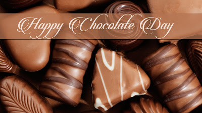 Free Download Happy Chocolate Day Whatsapp Profile DP