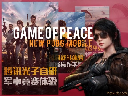 Download Game For Peace