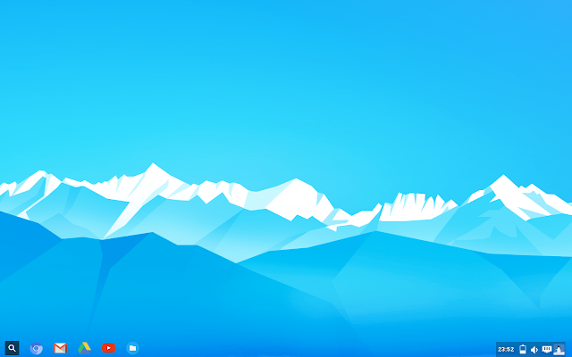 Cub Linux Desktop - Initial impression