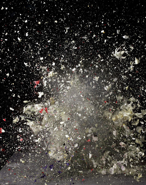 ori gersht-Time After Time: Blow Up No. 7