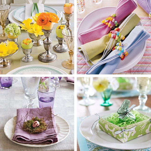 Katrinshine easter decoration ideas - Table easter decorations ...