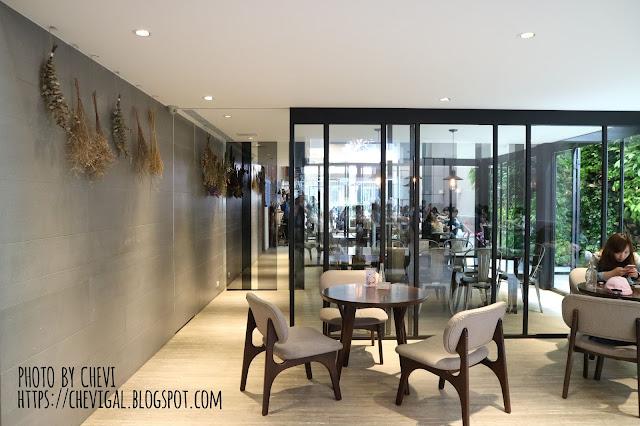IMG 0570 - 【台中南屯】木門咖啡 Wooden Door*與大自然結合的咖啡廳。清新味蕾的觸動與綻放