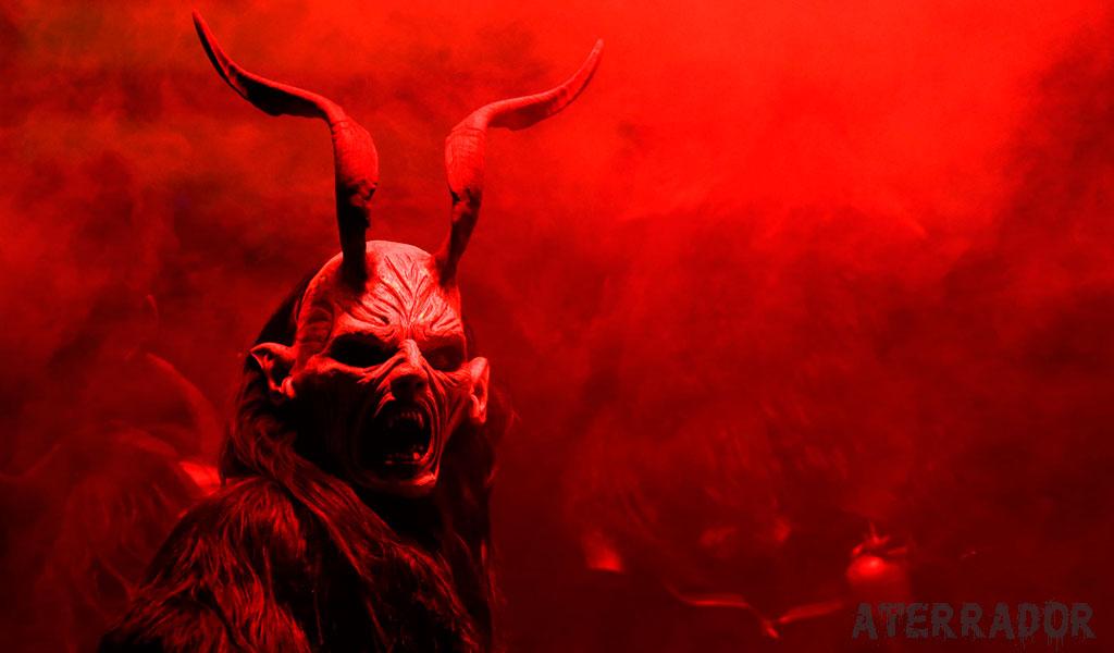 Krampus o Demônio do Natal