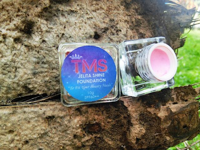 TMS Jelita Shine Foundation Merawat Kulit Dan Menghilangkan Cela