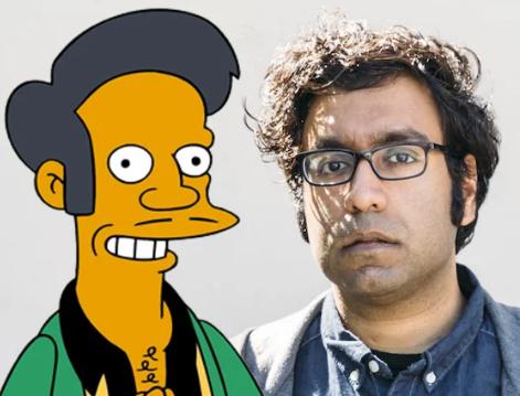 """Eliminaron a APU de la serie de Los Simpson gracias al """"comediante"""" Hari Kondabolu. No te pierdas los memes."""