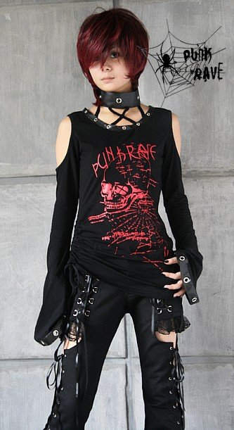All Fashion Show Trendy: Gothic Punk - How to Get the Goth ...