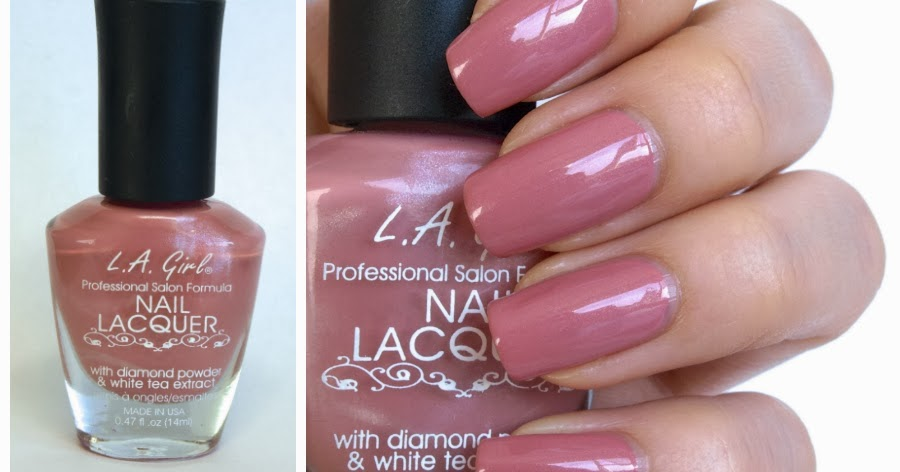 La Girl Nude Polish In -5173