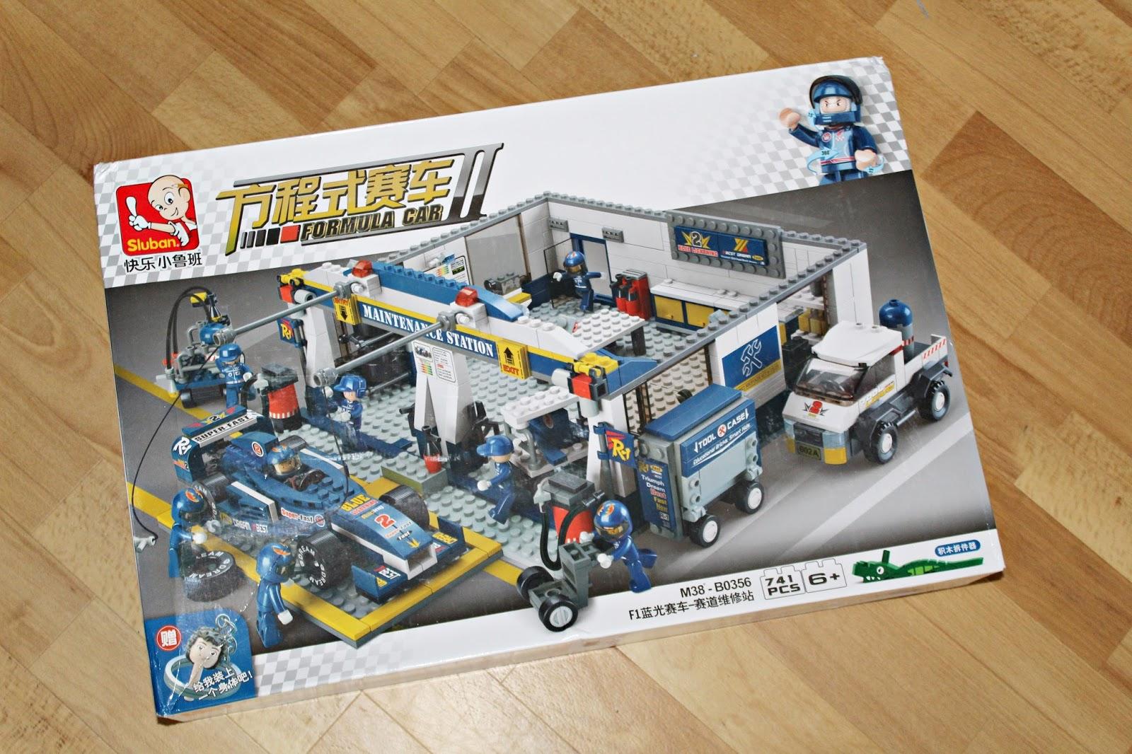 Chińskie Lego ze sklepu Dresslily