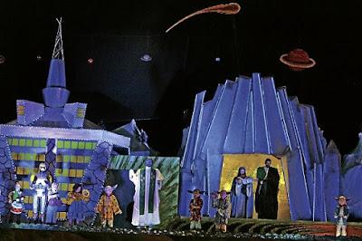 The C.O.D. Christmas show