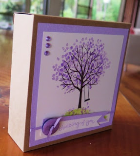 sheltering tree box zena kennedy independent stampin up demonstrator
