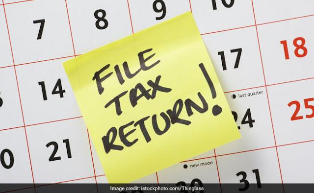 IT return will be open on Saturday, Saturday, 2016-17
