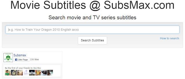 Situs Terbaik untuk Mendownload Subtitle Film