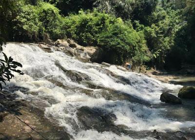 Air Terjun Goa Rang Reng