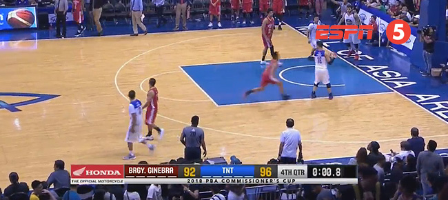 TNT def. Ginebra, 96-92 (REPLAY VIDEO) May 6