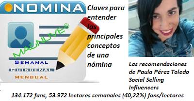 Claves para entender los principales conceptos de una nómina en España