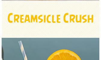 Easy Creamsicle Crush