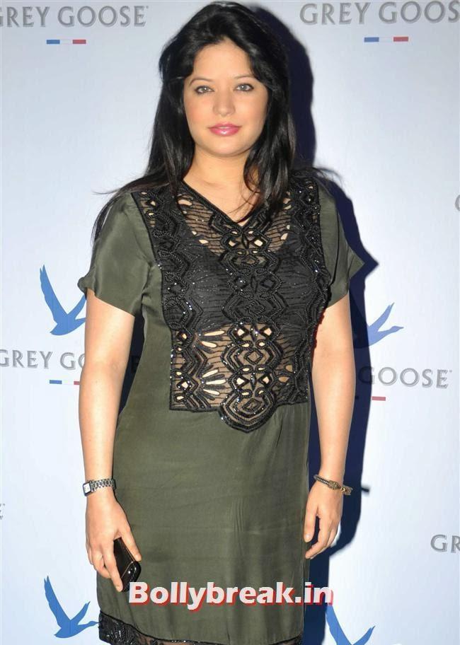 Arzoo Govitrikar, Bollywood Celebs Sizzle at Grey Goose Style Du Jour 2013