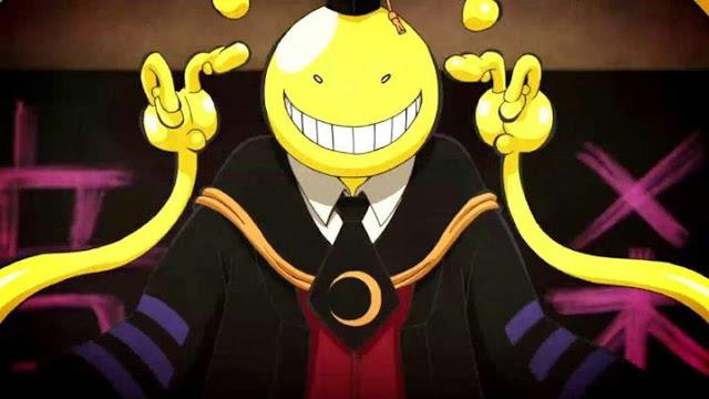 Karakter Anime Terkuat overpower