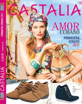 Castalia Catalogo primavera verano 2017 | moda