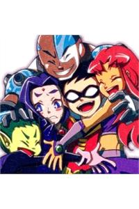 Teen Titans Short Comics