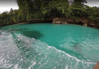 Senggrong Teluk Banyu Biru
