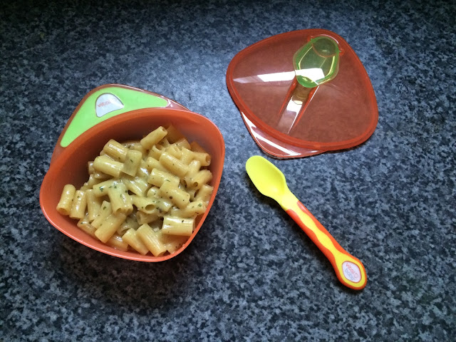 vital baby bowl and spoon