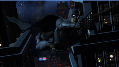 Batman The Telltale Series Apk Android mod